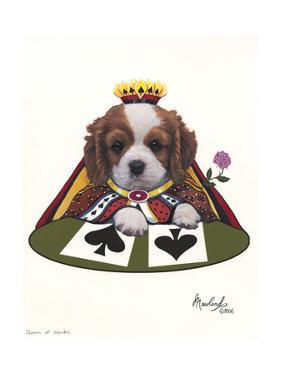 Queen of Spades by Jenny Newland