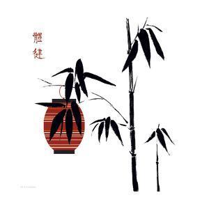 Geisha I by Jenny Tsang