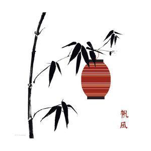 Geisha II by Jenny Tsang