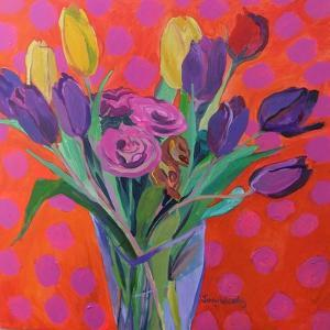 Spring is on the Way by Jenny Wheatley