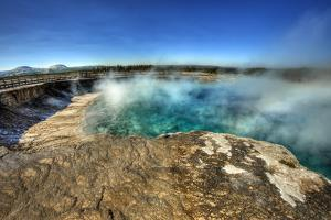 Yellowstone National Park by Jens Karlsson
