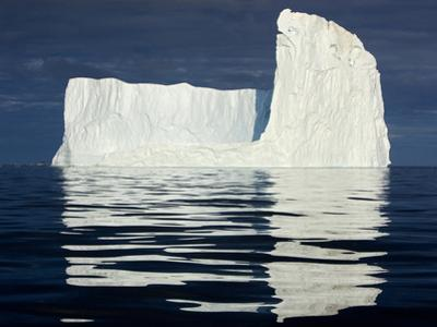 Icebergs, Disko Bay, Greenland, August 2009