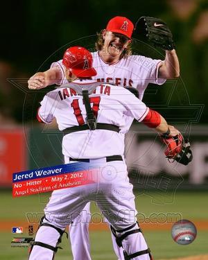 Jered Weaver No-Hitter May 2, 2012