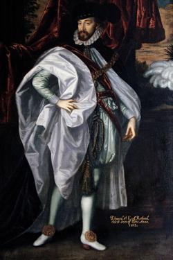 Edward Manners, 3rd Earl of Rutland, C.1675 by Jeremias van der Eyden