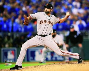 Jeremy Affeldt Game 7 of the 2014 World Series Action