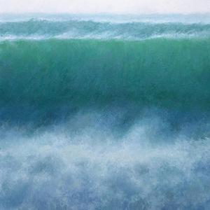 Wave, 2014 by Jeremy Annett