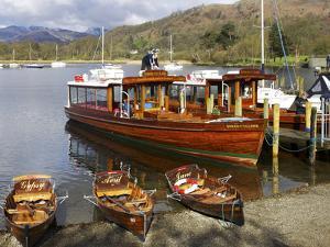 Ambleside, Lake Windermere, Lake District National Park, Cumbria, England, United Kingdom, Europe by Jeremy Lightfoot