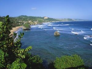 Bathsheba Coastline, Barbados East Coast by Jeremy Lightfoot
