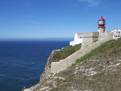 Cabo de Sao Vicente (Cape St. Vincent), Algarve, Portugal, Europe by Jeremy Lightfoot