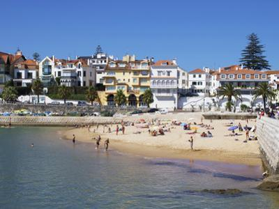 Fishermans Beach, Cascais, Portugal, Europe by Jeremy Lightfoot
