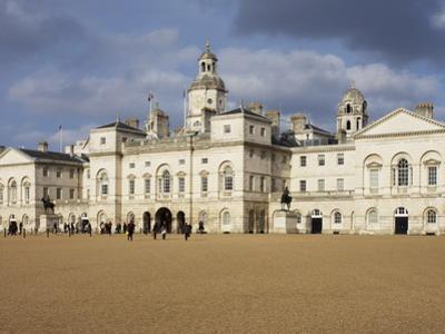 Horseguards Parade, London, England, United Kingdom, Europe by Jeremy Lightfoot