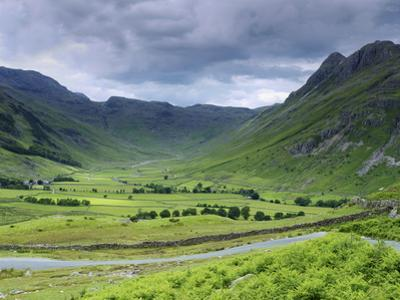 Langdale Pikes, Lake District National Park, Cumbria, England, United Kingdom, Europe