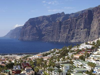Los Gigantes, Tenerife, Canary Islands, Spain, Atlantic, Europe by Jeremy Lightfoot