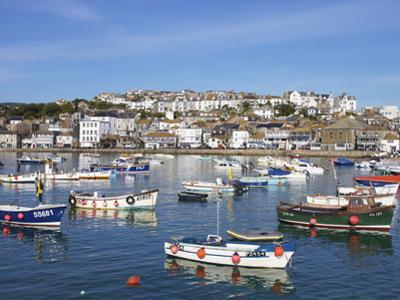 St. Ives, Cornwall, England, United Kingdom, Europe by Jeremy Lightfoot