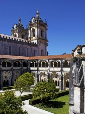 The Monastery, Alcobaca, UNESCO World Heritage Site, Portugal, Europe by Jeremy Lightfoot