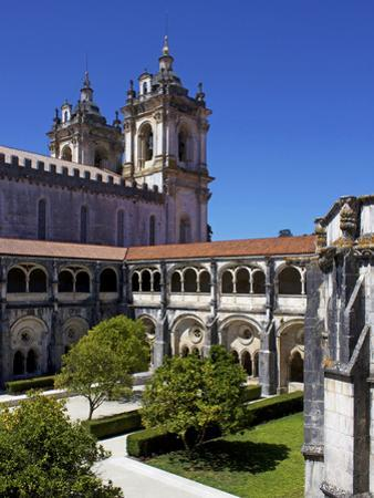 The Monastery, Alcobaca, UNESCO World Heritage Site, Portugal, Europe