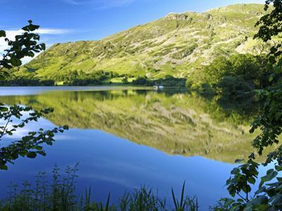 Ullswater, Lake District National Park, Cumbria, England, United Kingdom, Europe by Jeremy Lightfoot