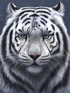 White Tiger Ghost by Jeremy Paul