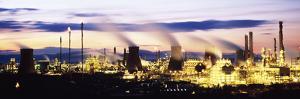 Petrochemical Plant by Jeremy Walker