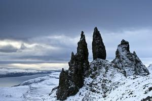 The Old Man of Storr, Isle of Skye by Jeremy Walker