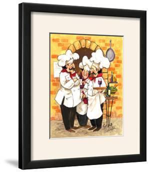 Wine Chefs by Jerianne Van Dijk