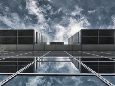 Above the City by Jeroen Van