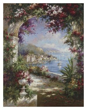 Floral Vista by Jerome