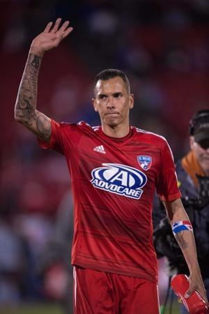 MLS: Sporting KC at FC Dallas by Jerome Miron