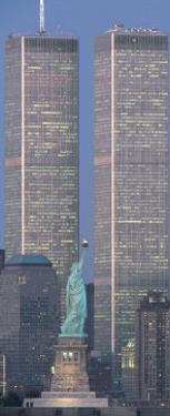 World Trade Center by Jerry Driendl