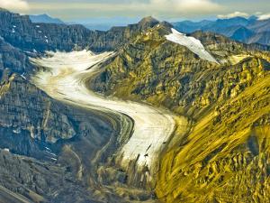 Arctic Circle, Gates of the Arctic National Park, Alaska, Usa by Jerry Ginsberg