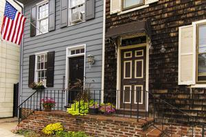 Colonial Architecture in Historic Annapolis, Maryland by Jerry Ginsberg