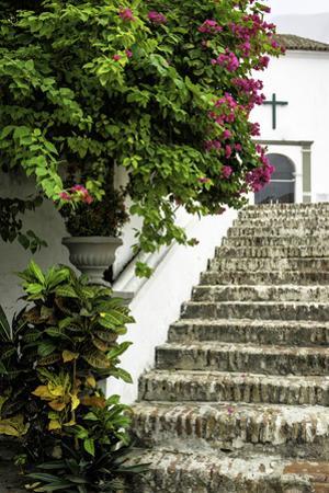 Convento de La Popa Overlook, Cartagena de Indias, Bolivar, Colombia by Jerry Ginsberg