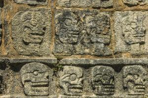 Mexico, Yucatan, Chichen Itza by Jerry Ginsberg