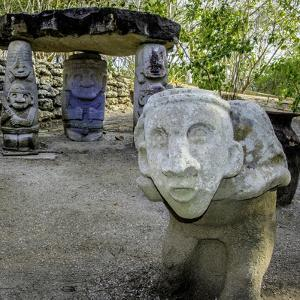 Pre-Columbian Arts and Artifacts Discovered in Colombia by Jerry Ginsberg