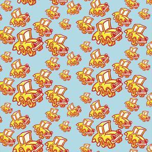 Car Pattern by Jerry Gonzalez