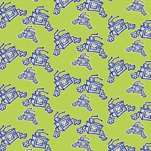 TV Pattern by Jerry Gonzalez