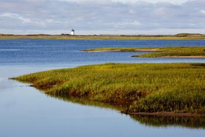 A Salt Marsh in Provincetown, Massachusetts by Jerry & Marcy Monkman