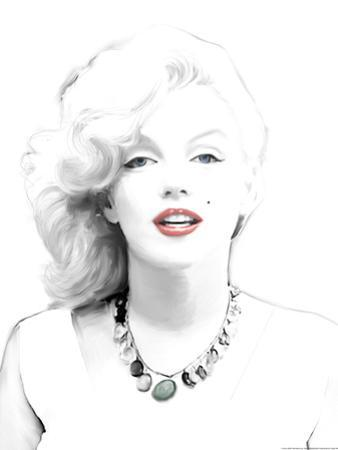 Marilyn Summer by Jerry Michaels