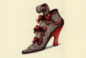 Chaussure d'Aimee by Jerry Saunders