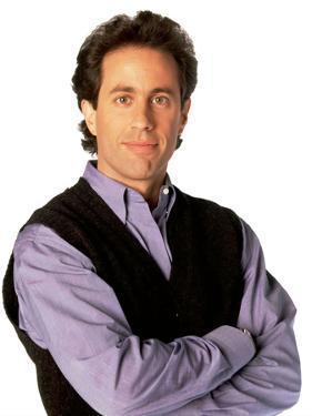 "JERRY SEINFELD. ""Seinfeld"" [1990]."
