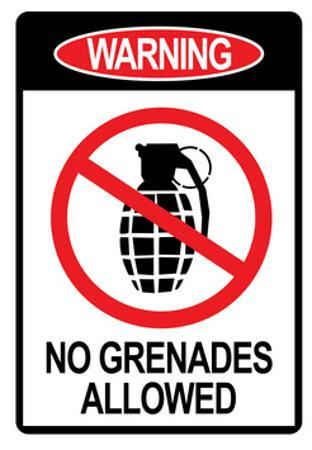 Jersey Shore No Grenades Allowed