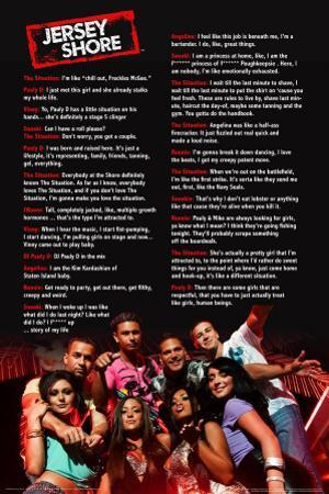 Jersey Shore - Quotes