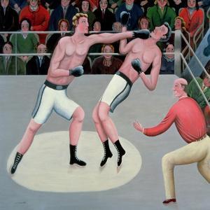 Knock-Out by Jerzy Marek