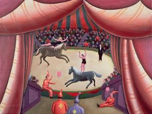 The Circus Ring by Jerzy Marek