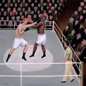 Title Fight by Jerzy Marek