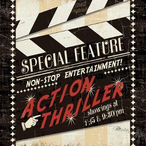 Action Thriller by Jess Aiken