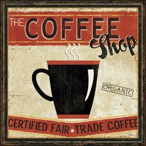 Coffee Roasters III by Jess Aiken