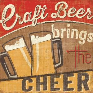 Craft Brew I by Jess Aiken