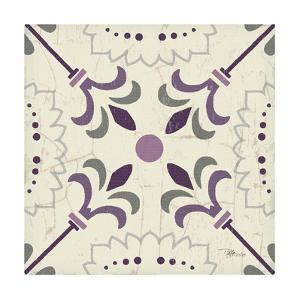 Lavender Glow Square II by Jess Aiken