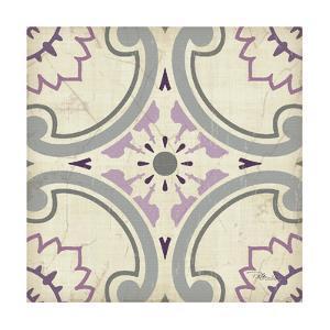 Lavender Glow Square XI by Jess Aiken